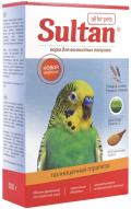 """Sultan - корм для волнистых попугаев """"Полноценная трапеза"""" (500 г)"""