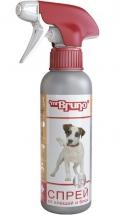 Mr. Bruno - Спрей инсектоакарицидный для щенков (200 мл)