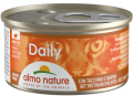 Almo Nature Daily - консервы для кошек с индейкой и уткой (85 г)