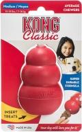 Kong Classic M - игрушка для собак классик, средняя (8 x 6 см)