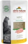 "Almo Nature HFC Natural - паучи для кошек ""Куриное филе"" (55 г)"