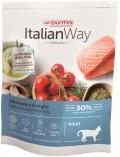 Italian Way Sterilized - сухой корм для стерилизованных кошек с лососем и сельдью